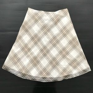 🔥⚡️BOGO SALE⚡️🔥 Nautica 100% silk skirt